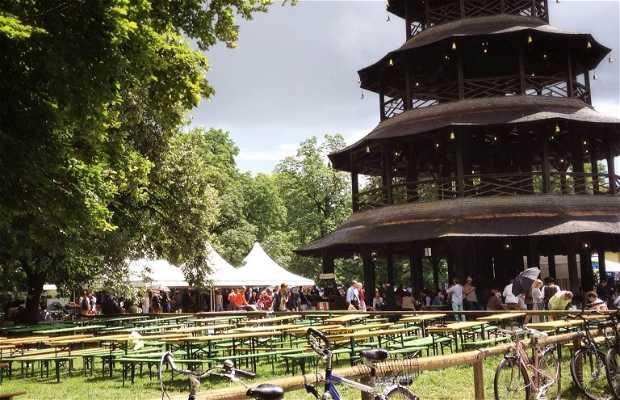 Torre China - Restaurante y Jardín de la cerveza