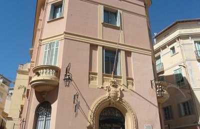 Place de la mairie de Monaco
