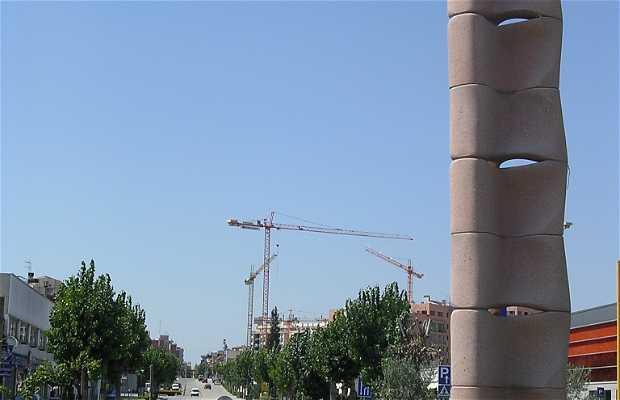 Streets of Vilafranca