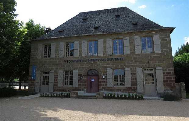 Médiathèque Henry de Jouvenel