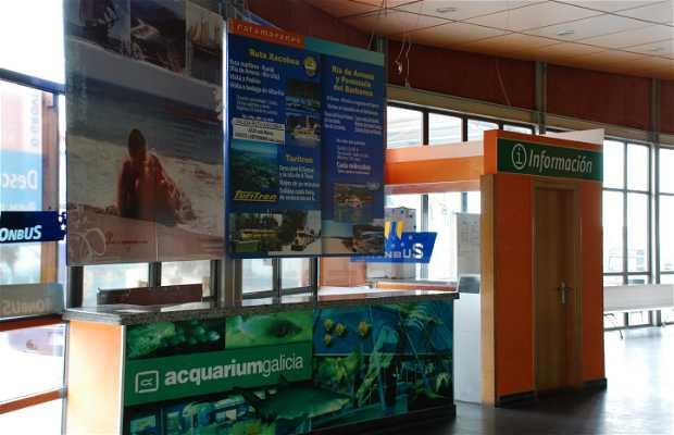 Estación de autobuses de O Grove
