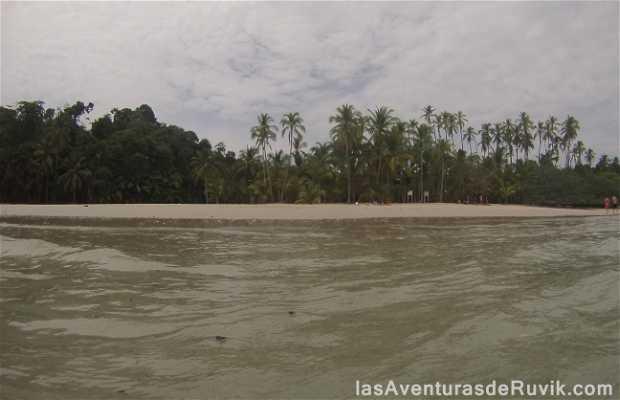 Playa Isla Ranchería