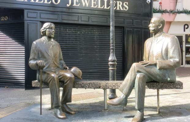 Oscar e Eduard Wilde