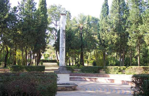 Historical Garden J. Nicolá Forestier