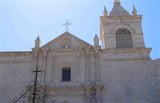 Convento de Santa Teresa y Museo Colonial de Arte