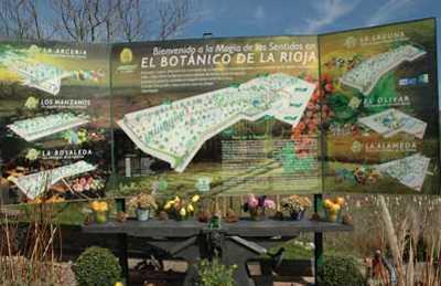 Botánico De La Rioja