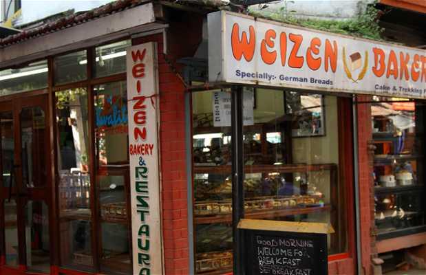 Pastelería Weizen