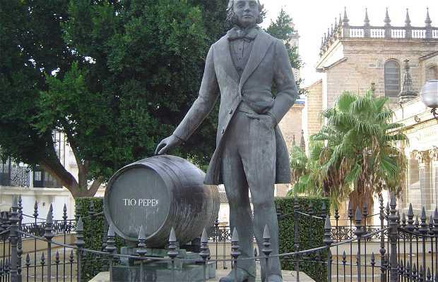 Estatuas de Jerez de la Frontera