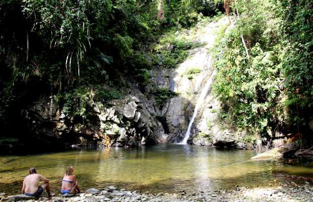 Cataratas Pamuayan