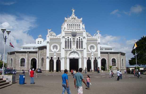 La Basilica De La Virgen De Los Angeles