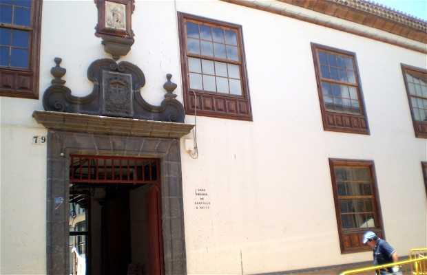 Franco de Castilla House