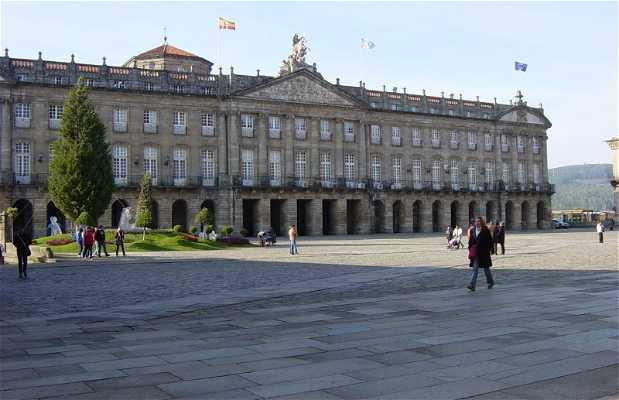 Piazza del Obradoiro