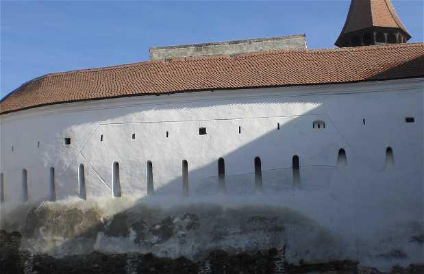 Fortificación de Prejmer
