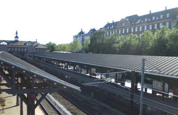 Gare d'Osterport