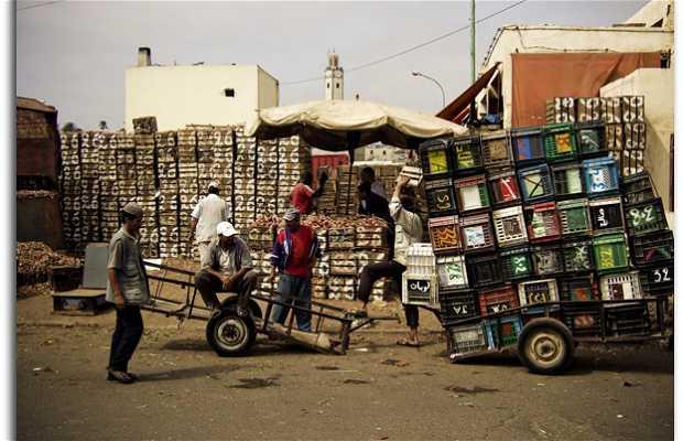 Mercado de Inezgane