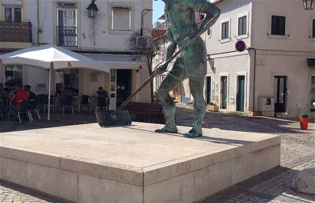 Estátua do Salineiro