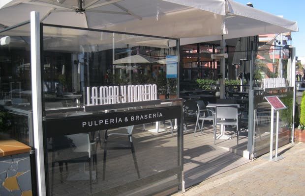 Pulpería & Brasería La Mar y Morena