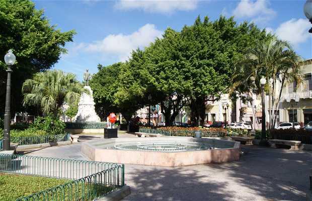 Plaza de las Delicias