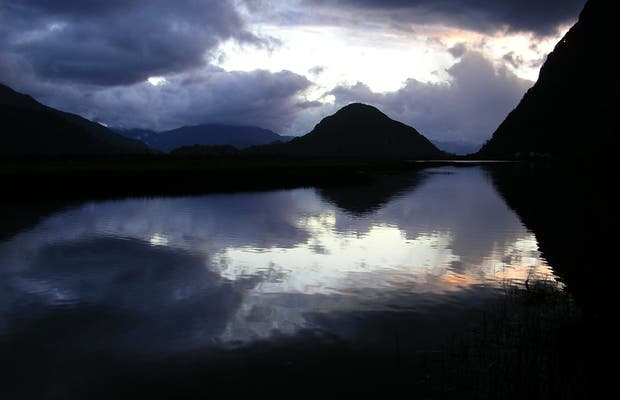 Bahía de Coyhaique
