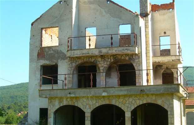Pueblos del interior de Croacia