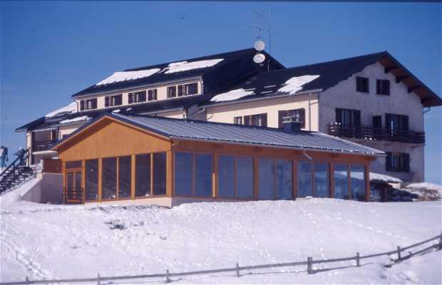 Estacion esqui Métabief