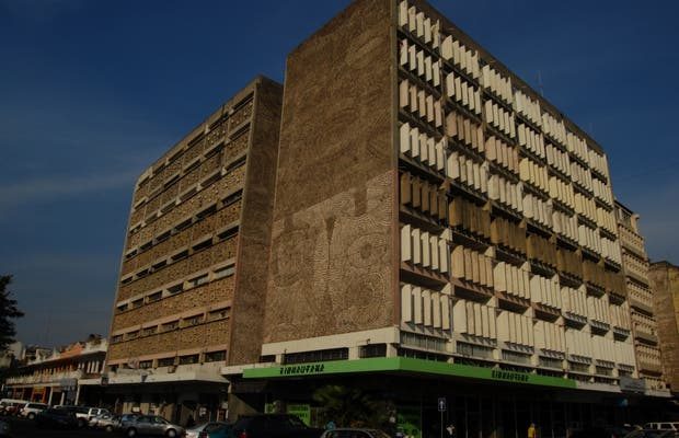 Maputo and its Rationalist Architecture