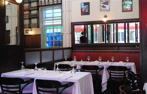 Restaurante Club Social Deluxe (barrio de San Telmo)