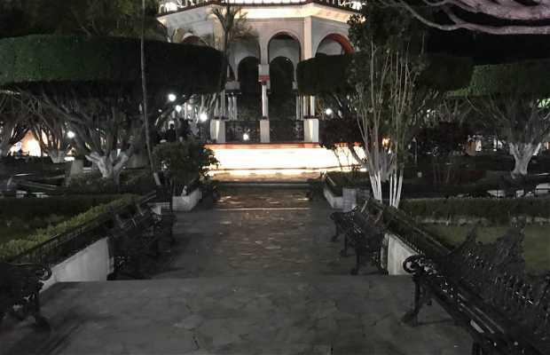 Parque Central De Comitán De Domínguez