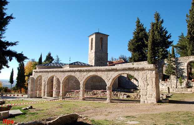 San Antonio convent