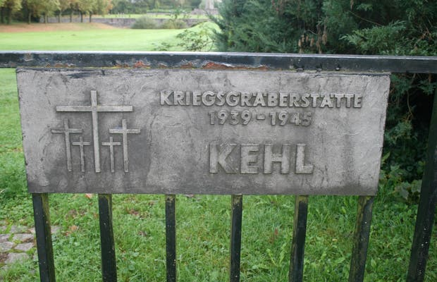 Kehl Military Cemetery