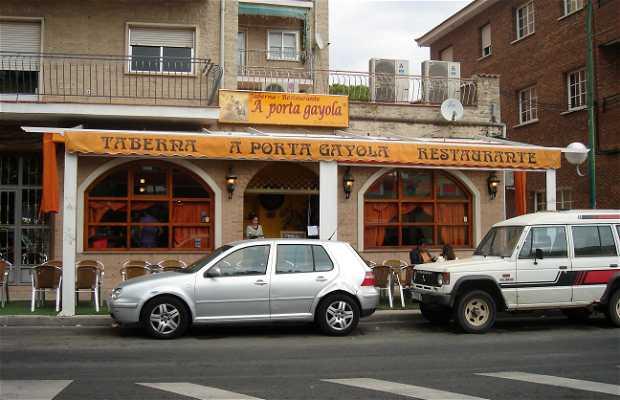 Taberna-Restaurante A porta gayola