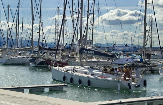 Paseos en velero Sotogrande