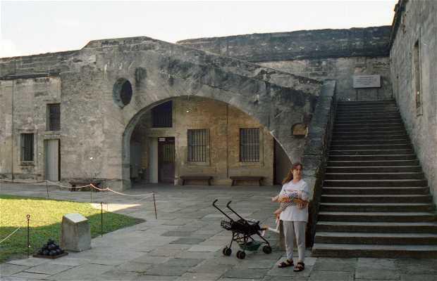 Castillo de San Marcos (San Agustin-Florida)