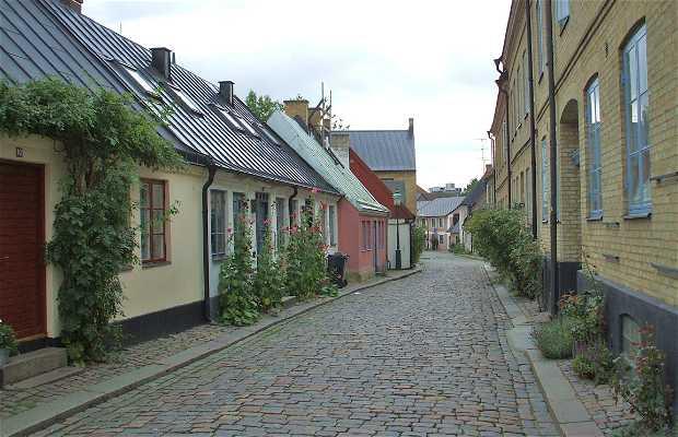 Calles de Lund