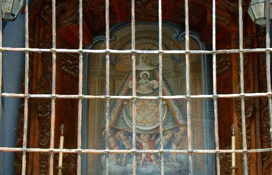 Retablo Callejero de la Virgen del Valle