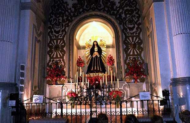 Eglise de Santiago de Malaga
