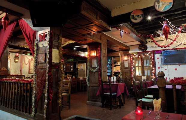 Restaurante La Meteora