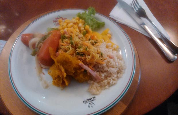Restaurante Família Rosa