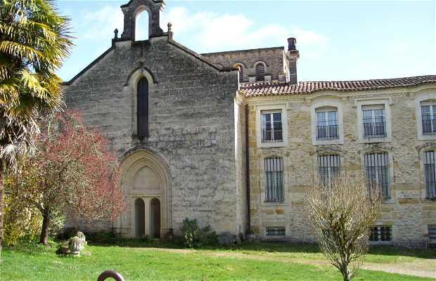 Sainte-Marie du Rivet Abbey