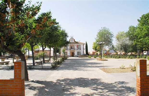 Luciano Garrido Square