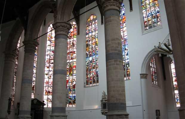 Oude Kerk en Delft