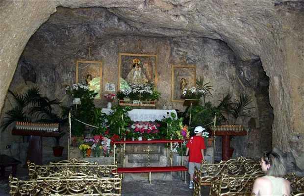 Ermitage de la Vierge du rocher