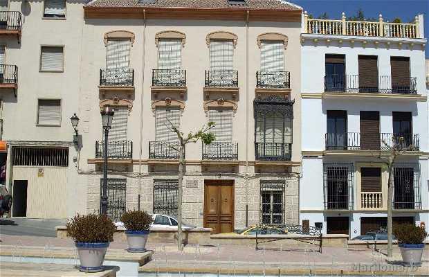 Casa-Museo Palacete La Hilandera