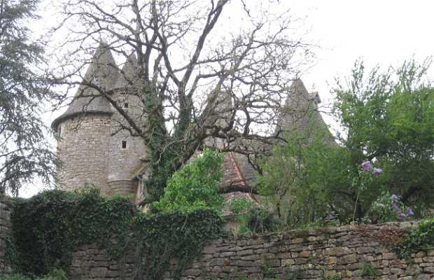 Thégra Castle