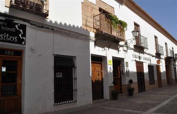 Cervantes Street