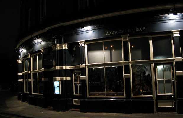 Restaurant Launceston Place