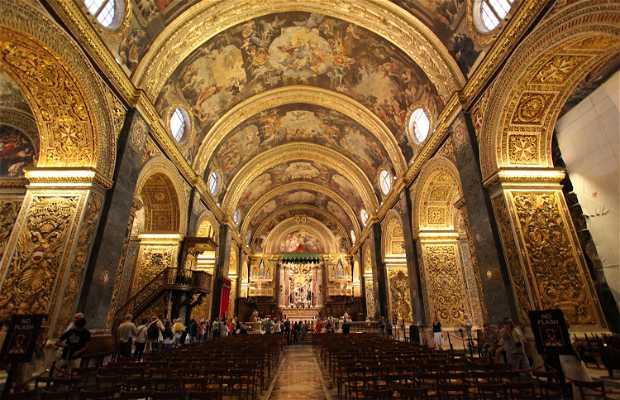 Cathédrale de St John
