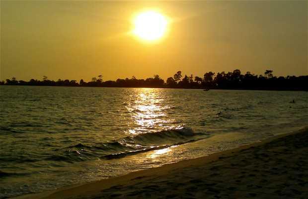 Sunset in Shoka
