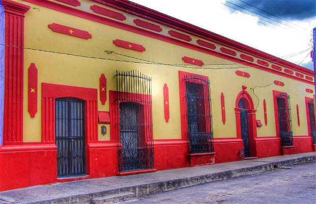 Las casas de Villaldama