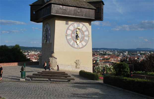 Torre del Reloj (Grazer Schloßberg)